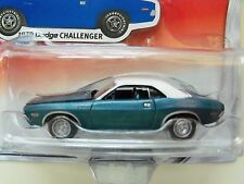 "JOHNNY LIGHTNING ""MOPAR OR NO CAR"" 1970 DODGE CHALLENGER - 1/64 DIECAST"