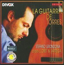 La Guitarra De Torres, New Music