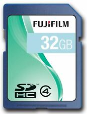 FujiFilm SDHC 32GB Memory Card Class 4 for Ricoh GR Digital 4/IV