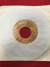 Styx 45rpm - Lady/Children of the Land - Wooden Nickel Records