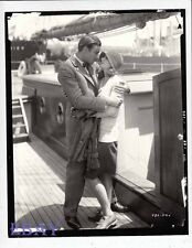 Greta Garbo Nils Asther Photo from Original Negative Single Standard