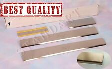 PEUGEOT 207 5D 2006-2012 Stainless Steel Door Sill Guard Cover Scuff Protectors