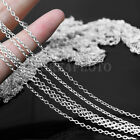 New 10M Silver Nail Art Tips Tiny Line Chain Metal Acrylic UV 3D Decorations DIY