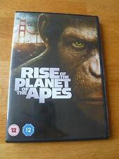 Rise of the Planet of the Apes (DVD 2012)