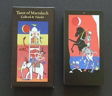 The Marrakech Marrakesh Tarot Cards Deck by Georges Colleuil France Moroccan NEW