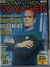 Starlog Star Trek - Voyager. #18 September 1998 Excellent