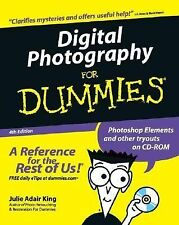 Digital Photography for Dummies, Fourth Edition
