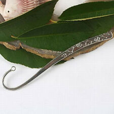 15pcs Silver -tone Crafted Bookmark h1000