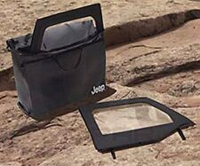 07-15 Jeep Wrangler New Soft Window Storage Bag Mopar Factory Oem