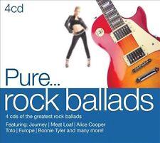 Pure Rock Ballads VARIOUS ARTISTS MUSIC CD
