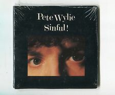 Pete Wylie SEALED (!) 3-INCH-cd-maxi SINFUL © 1990 Virgin UK-4-track-CD # CDT28
