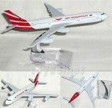 Air Mauritius Airbus A340 Airplane 16cm DieCast Plane Model