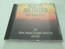 Always And Forever Chart Toppers 1 - Various Artists ( CD Album ) Used very good