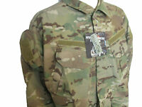 Helikon Combat Shirt. British Style. Camogrom. Multicam MTP NEW!! Airsoft