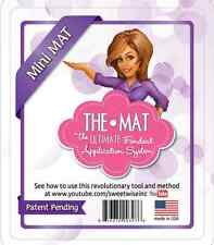 THE MINI MAT By Sweetwise (Cake Fondant Rolling Mat)