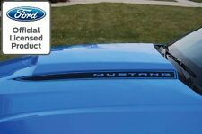 Ford Mustang Hood Spear Cowl Stripe graphic decal sticker package - LOA