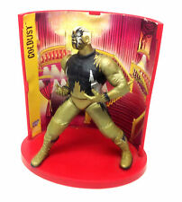 """Classic Vintage WWF WWE Wrestling GOLDUST 6"""" action figure toy with Stand RARE"""
