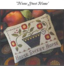 HOME SWEET HOME LITTLE HOUSE NEEDLEWORKS CROSS STITCH CHART