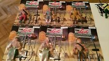 The last Warriors complete wave of six moc. Motu Galaxy Warriors Bootleg He-Man