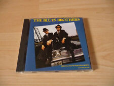 CD Soundtrack The Blues Brothers - 1980/1986 - KULT