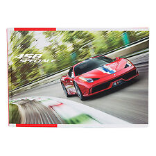 Authentic Ferrari 458 Speciale Hardcover Brochure   95993409