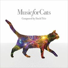 David Teie - Music For Cats (NEW CD)