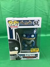 Funko Pop #52 Arkham Asylum Blue Batman Hot Topic Exclusive (MINOR SHELF WEAR)