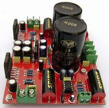 Power amplifier board 2×10000UF Assembled LM3886 + LM833 68W+68W  AC28V-0-AC28V
