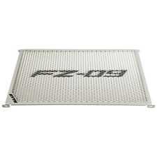 YAMAHA FZ-09 GYTR RADIATOR GUARD IN SILVER - FITS 2014  - 2016 FZ-09 - BRAND NEW