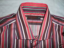 ETRO MILANO LONG SLEEVE SHIRT SIZE LARGE 44 Beautiful FROM ITALY.! EXCELLENT..!