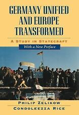 Philip Zelikow - Germany Unified & Europe Trans (1997) - Used - Trade Paper