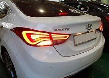 OEM Genuine Rear LED Tail Light Lamp LH 2Pcs For HYUNDAI Elantra  2011-2015