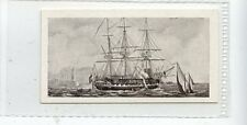 (JD1621-100)  DOMINION,OLD SHIPS,2ND SERIES,INCORRUPTIBLE,1935,#12