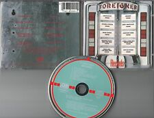 Foreigner CD RECORDS (c)  1982 TARGET GREEN  FACE