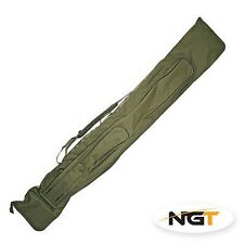 Fodero porta canne da pesca carpfishing per 6 canne da 12 o 13 ft PLE