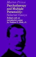 Psychotherapy and Multiple Personality: Selected Essays-ExLibrary