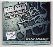 Mr. Ed Jumps The Gun Maxi-CD Wild Thang Die Krupps Remix - 3-track CD