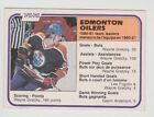 1981/82 OPC O-PEE-CHEE WAYNE GRETZKY EDMONTON OILERS CARD #126  EX/MT+ COND