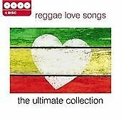 Ultimate Collection Reggae Love Songs CD Pato Banton,John Holt,Dennis Brown...