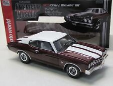 Chevrolet Chevelle SS ( 1970 ) rot / weiss 1:18 Auto World