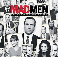 Mad Men: The Complete Collection Series 32 Disc Box Set DVD