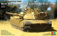 Ryefield-Model 1/35 5004 US MBT M1A2 Sep Tusk I/II/M1A1 w/ Workable Track