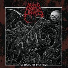 BEYOND MORTAL DREAMS - As Death, We Shall Walk - CD - DEATH METAL