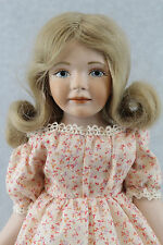 "13"" UFDC artist porcelain cloth Phyllis Wright Doll ""Sugar"" 1984 Convention"