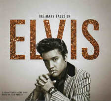 ELVIS - The Many Faces Of 3CD Set 014 music brokers Digi
