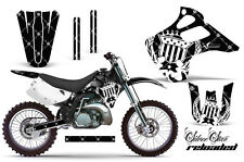 AMR Racing Kawasaki KX 125/250 Graphic Kit Decal Sticker KX125 KX250 92-93 SSR W