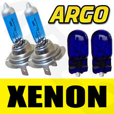 H7 499 XENON WHITE 55W HEADLIGHT BULBS 12V AUDI A1