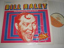 LP/BILL HALEY/THE KING OF ROCK N ROLL/Constanze 667/NEAR MINT