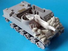 Panzer Art 1/35 Sand Armor for M7 Priest Self-propelled Gun WWII RE35-226