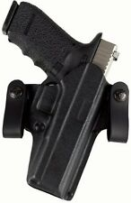 Galco DT424 Double Time Gun Holster for Colt 1911, Right, Black